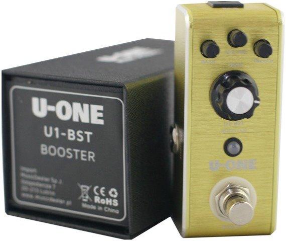 efekt gitarowy BOOSTER U-ONE U1-BST