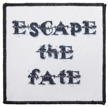 naszywka ESCAPE THE FATE - LOGO