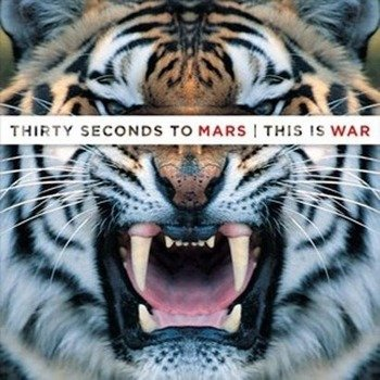 30 SECONDS TO MARS: THIS IS WAR (CD)