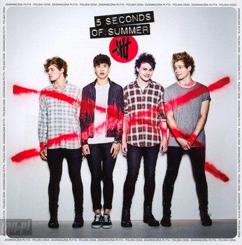 5 SECONDS OF SUMMER: 5 SECONDS OF SUMMER  (CD)
