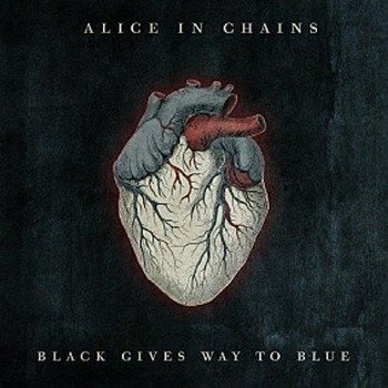 ALICE IN CHAINS : BLACK GIVES WAY TO BLUE (CD)