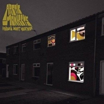 ARCTIC MONKEYS : FAVOURITE WORST NIGHTMARE (CD)