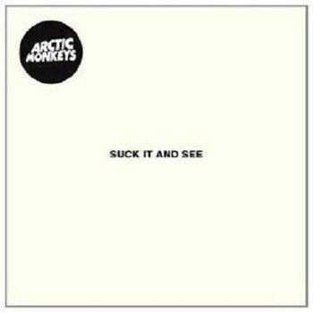 ARCTIC MONKEYS : SUCK IT AND SEE (CD)