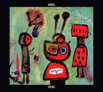 ARMIA: FREAK (CD)