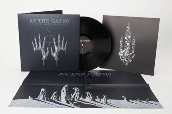 AT THE GATES: AT WAR WITH REALITY (LP VINYL)