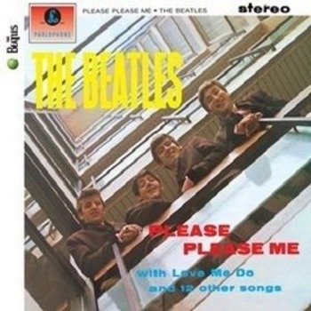 BEATLES, THE: PLEASE PLEASE ME (CD)