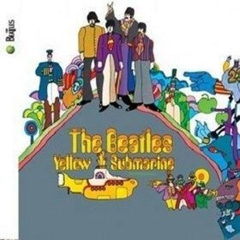 BEATLES, THE: YELLOW SUBMARINE (CD)