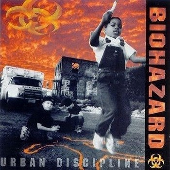 BIOHAZARD: URBAN DISCIPLINE (CD)