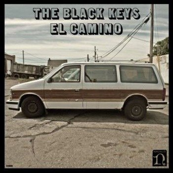 BLACK KEYS: EL CAMINO (CD)