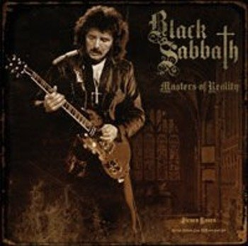 BLACK SABBATH: MASTERS OF REALITY (BOOK + 4DVD)