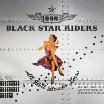 BLACK STAR RIDERS: ALL HELL BREAKS LOOSE (2LP VINYL)