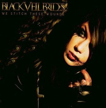 BLACK VEIL BRIDES: WE STITCH THESE WOUNDS (CD)