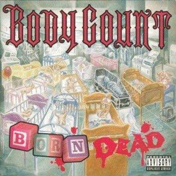 BODY COUNT - BORN DEAD (CD)