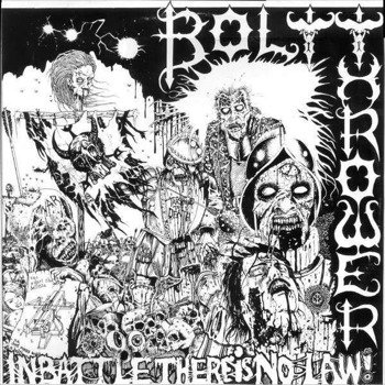 BOLT THROWER: IN BATTLE THERE IS NO LAW (LP VINYL)
