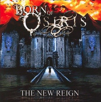 BORN OF OSIRIS:  THE NEW REIGN (CD)