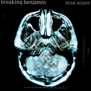 BREAKING BENJAMIN: DEAR AGONY (CD)