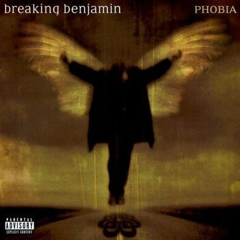 BREAKING BENJAMIN: PHOBIA (CD)