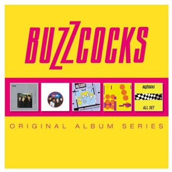 BUZZCOCKS : ORIGINAL ALBUM SERIES (5CD)