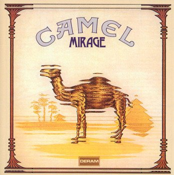 CAMEL: MIRAGE (CD)
