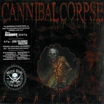 CANNIBAL CORPSE: TORTURE (CD) DIGIBOOK