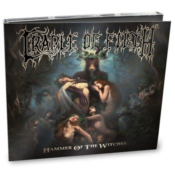 CRADLE OF FILTH: HAMMER OF THE WITCHES (CD) LIMITED