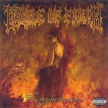 CRADLE OF FILTH: NYMPHETAMINE (CD)