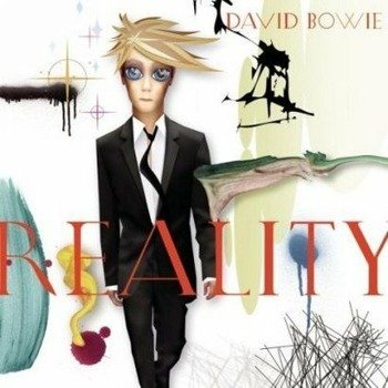 DAWID BOWIE: REALITY (CD)