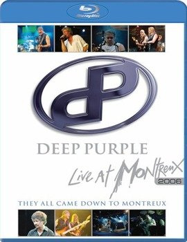 DEEP PURPLE: LIVE AT MONTREUX 2006 (BLU-RAY)