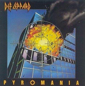 DEF LEPPARD: PYROMANIA (CD)