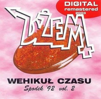 DZEM: WEHIKUL CZASU VOL.2 (CD)