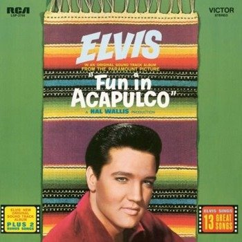 ELVIS PRESLEY: FUN IN ACAPULCO (LP WINYL)