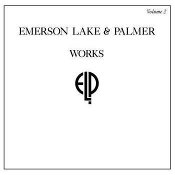 EMERSON LAKE & PALMER : WORKS VOLUME 2 (CD)
