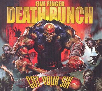 FIVE FINGER DEATH PUNCH: GOT YOUR SIX (CD)