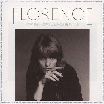 FLORENCE & THE MACHINE: HOW BIG, HOW BLUE, HOW BEAUTIFUL (CD)