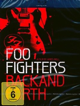 FOO FIGHTERS: BACK AND FORTH (BLU-RAY)