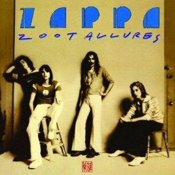 FRANK ZAPPA: ZOOT ALLURES (CD)