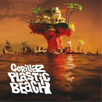 GORILLAZ: PLASTIC BEACH (CD)