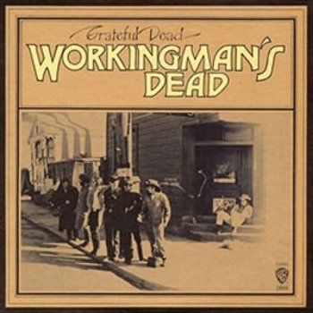GRATEFUL DEAD: WORKINGMAN (LP WINYL)