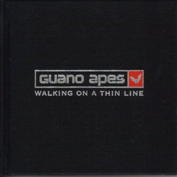 GUANO APES : WALKING ON A THIN LINE (CD)