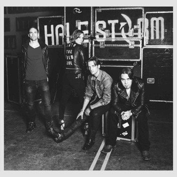 HALESTORM: INTO THE WILD LIFE (CD) DELUXE