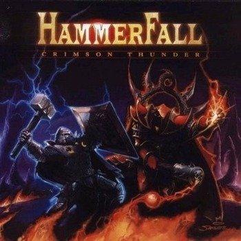HAMMERFALL - CRIMSON THUNDER (CD)