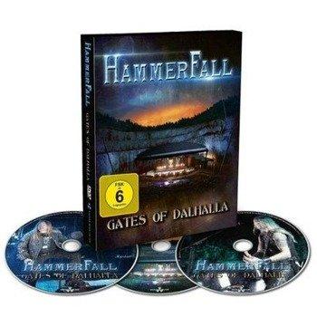 HAMMERFALL: GATES OF DALHALLA (2CD+ DVD)