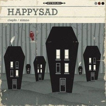 HAPPYSAD: CIEPŁO/ZIMNO (CD)