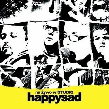 HAPPYSAD: NA ZYWO W STUDIO (CD)