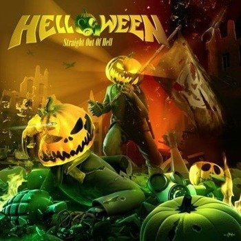 HELLOWEEN: STRAIGHT OUT OF HELL (CD)