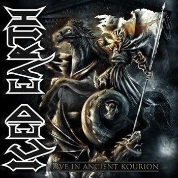 ICED EARTH : LIVE IN ANCIENT KOURION (2CD)
