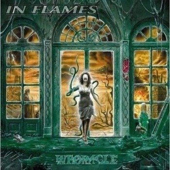 IN FLAMES : WHORACLE (CD) DIGIPACK