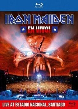 IRON MAIDEN: EN VIVO! (BLU-RAY)