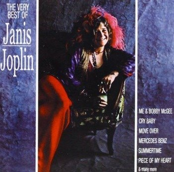 JANIS JOPLIN: THE VERY BEST OF (CD)
