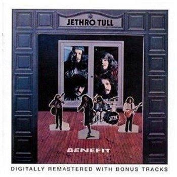 JETHRO TULL: BENEFIT (CD)